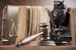 Courtroom Hammer