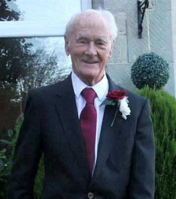Mesothelioma victim, Gerald Palmer