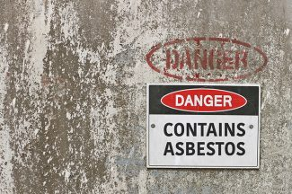 Who can test for asbestos in your property?